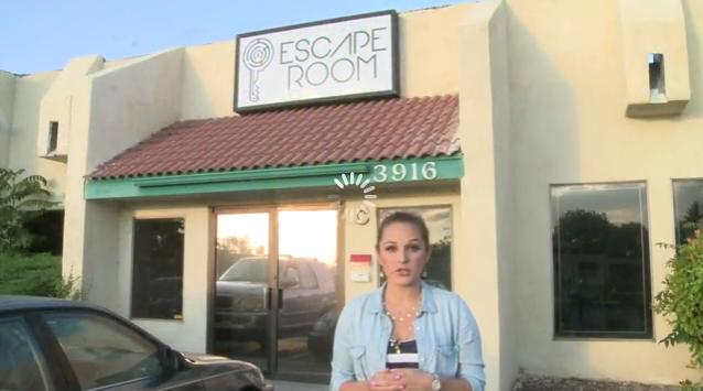 NM Escape Room - News