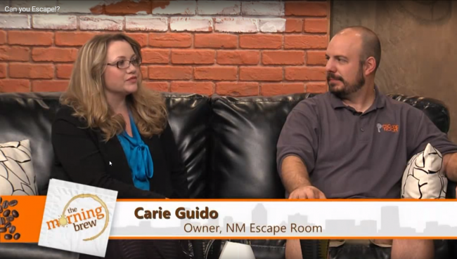 NM Escape Room - News