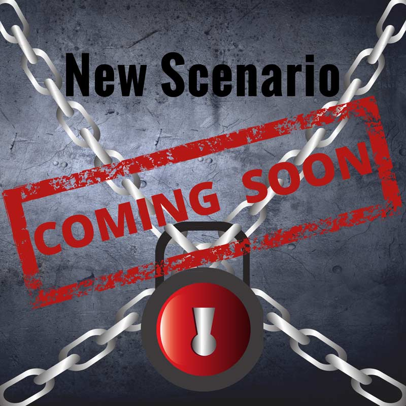Coming Soon NM Escape Room