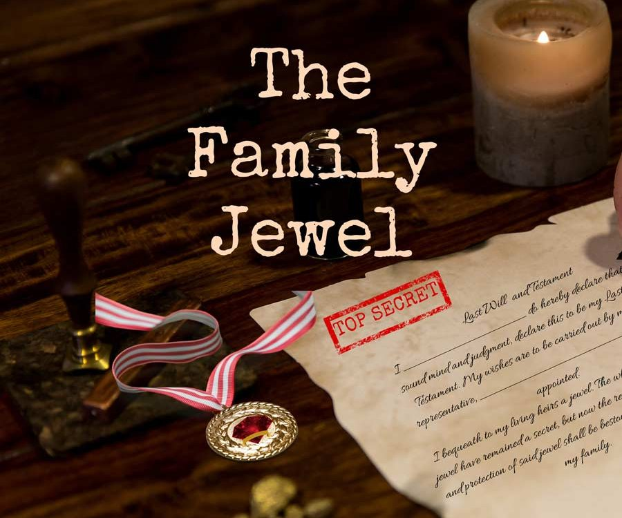 NM Escape Room - The Family Jewels