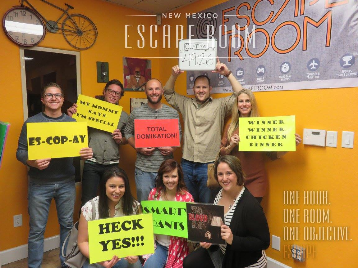 NM Escape Room