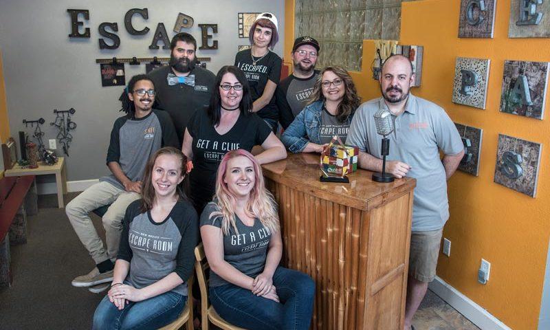 NM Escape Room Staff