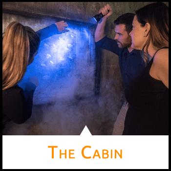 NM Escape Room - The Cabin