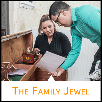 NM Escape Room - The Family Jewel