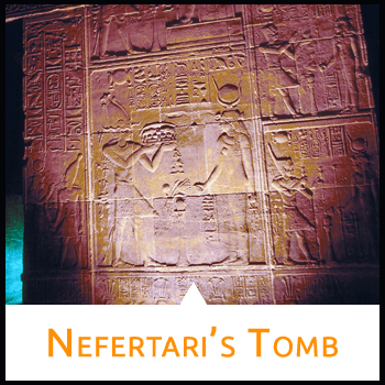 NM Escape Room - Nefertari's Tomb