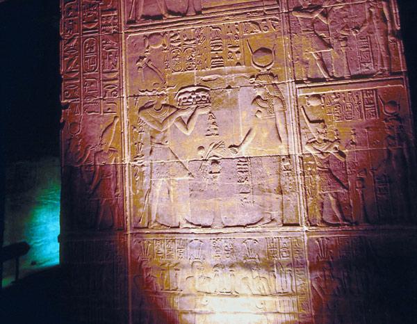 NM Escape Room - Nefertari's Tomb Scenario
