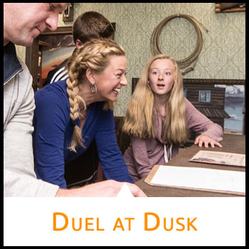 NM Escape Room - Duel At Dusk Scenario