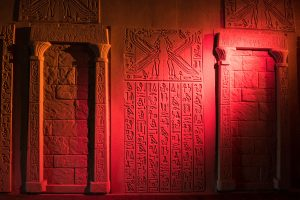 NM Escape Room - Nefertari's Tomb Scenario