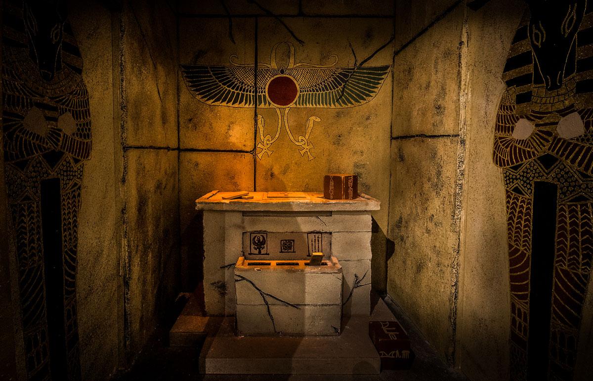 Nefertari S Tomb Nm Escape Room